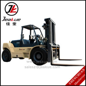Anhui Jeakue Brand 16t -20t Counterbalance Diesel Forklift pictures & photos