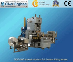 Aluminum Foil Container Making Machine (SEAC-55AS) pictures & photos