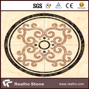 Different Type of Waterjet Marble Pattern Tiles