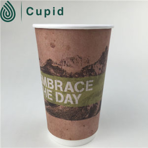 12 /16/20 Oz Starbucks Disposable Coffee Paper Cups pictures & photos