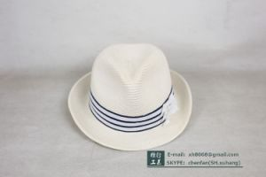 Paper Straw Hat (XH-PA2107) pictures & photos