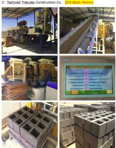 High Efficient Clay Block Machine pictures & photos