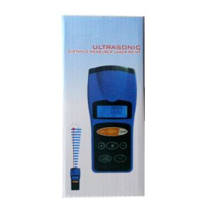 Ultrasonic Electronic Meter Digital Display Laser Measuring Instruments (LD-002) pictures & photos