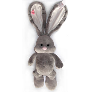 Plush Big Ear Grey Rabbit pictures & photos