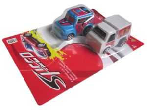 Promotion Small Cheap Plastic Toy Car pictures & photos