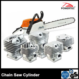 Garden Chain Saw Spare Part 45cc Cylinder pictures & photos