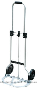 Foldable Aluminium Hand Trolley (HT022M1) pictures & photos