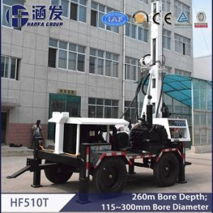 Hf510t Hard Rock Bore Well Drilling Machine pictures & photos