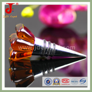 Crystal Wine Bottle Stopper for Wedding Guest Takeaway Gifts pictures & photos