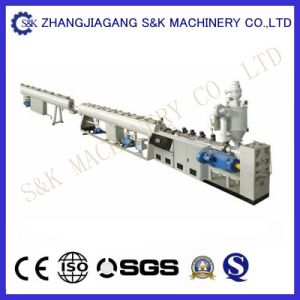 Plastic HDPE LDPE PE PPR Pipe Extruder Machine Extrusion Line Extruding Machine pictures & photos