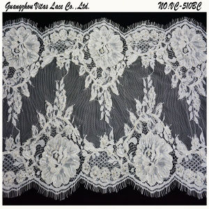 Most Beautiful French Lace Trim for Bridesmaid Vc-510bc pictures & photos