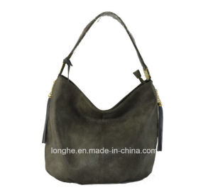 Export Hotsell Fashion Designer PU Ladies Handbags pictures & photos