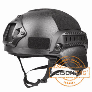 Ballistic Helmet with Night Vision Mounting System pictures & photos