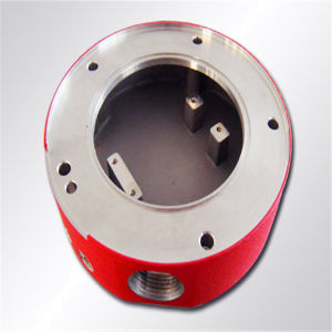 CNC Machining Parts for Aluminum Block with ISO 9001 Quality Level pictures & photos