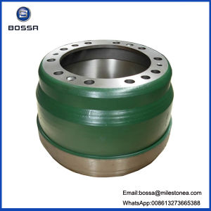 Auto Spare Parts/Semi Truck Brake Drums for Volvo Scania Benz pictures & photos