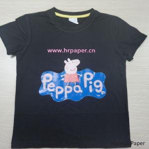 Printable Eco Solvent Heat Transfer Vinyl for T-Shirt, 61cm X50m, 3′′core  pictures & photos