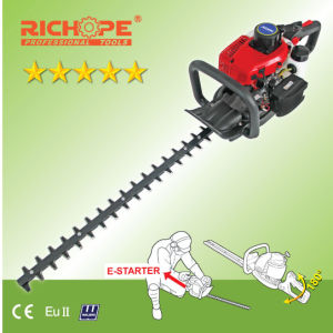 Portable Best Selling Gasoline Hedge Trimmer for Garden Equipment (RH6510) pictures & photos