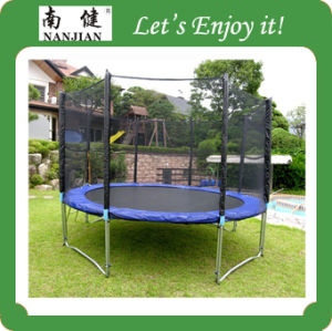 6FT-16FT CE GS Trampoline with Safety Enclosure pictures & photos