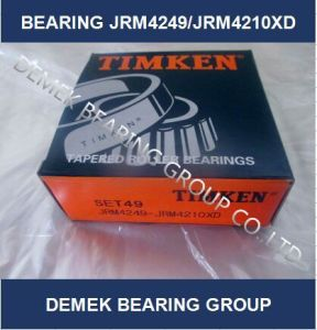Hot Sell Timken Inch Taper Roller Bearing Jrm4249/Jrm4210xd Set49 pictures & photos