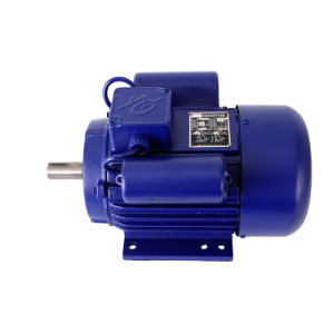 Yl 0.55kw Single Phase Asynchronous Electric Motor pictures & photos