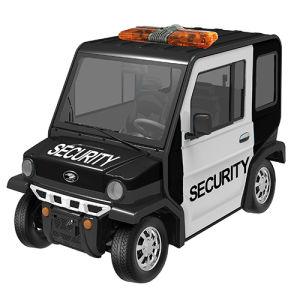 Electric Police Cruiser Car Security Car pictures & photos