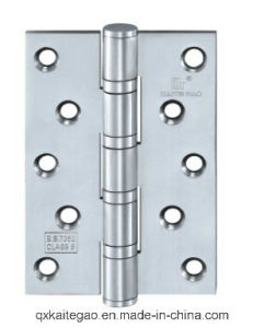 Stainless Steel Ball Bearing Practical Door Hinge (40535--4BB) pictures & photos