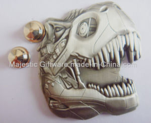 Customized Dinosaur Lapel Pin pictures & photos