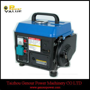 Zh950 Small Gasoline Generator 650W Tiger Generator pictures & photos