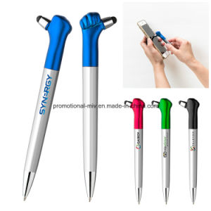 Thumbs up Ballpoint Pens with Stylus Function for Promotional Gifts pictures & photos