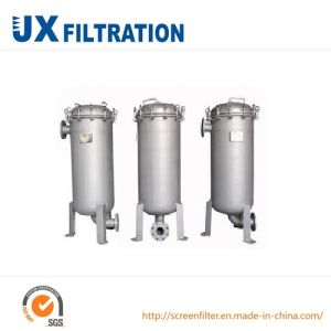 Industrial Liquid Filter Bag Housing Manufacturer pictures & photos