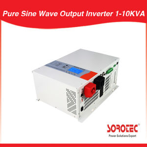 ISO Certified DC to AC Power Inverter with High Speed Rack Tower Design pictures & photos