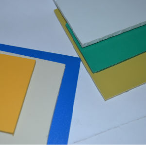 High Impact Resistant Grey Rigid PVC Plastic Sheet pictures & photos