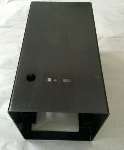 High Precision CNC Machining Aluminum Cover Used for Audio&Amplifier Case pictures & photos