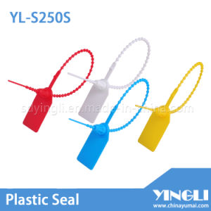 Tamper Evident Plastic Security Seals pictures & photos