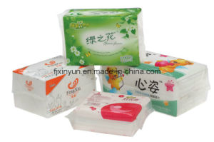 Semi Automatic Facial Tissue Paper Packing Machine pictures & photos