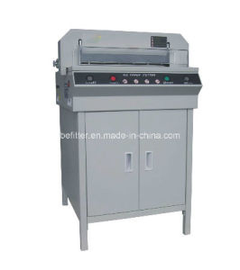 450V+ 450mm Popular Paper Cutter Machine pictures & photos