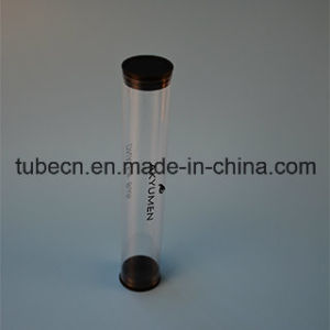 Clear Packaging Plastic Tube pictures & photos