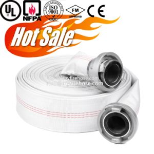 High Pressure Fabric Fire Resistant Water Hose Price pictures & photos