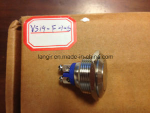 19mm Resettable Switch with 2 Screw Terminal pictures & photos