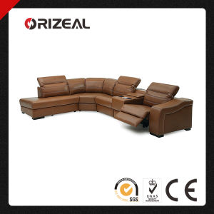 Recliner Sofa, Leather Recliner Sofa for Living Room pictures & photos