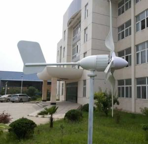 300W Small Wind Turbine Generator with CE Certificate (100W-20kw) pictures & photos