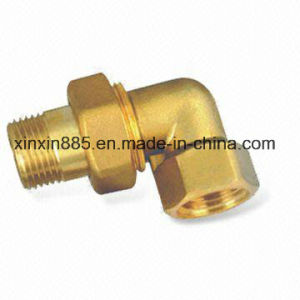 Brass Forged Elbow for Drinking Water Pipe pictures & photos