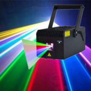 4000MW RGB Animation Laser Light Show Equipment for Christmas pictures & photos