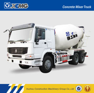 Hot Sale XCMG G08zzr 8m3 Concrete Mixer Truck pictures & photos
