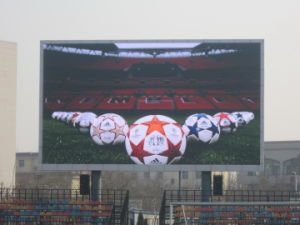 P10mm Outdoor LED Display Screen for Stadium pictures & photos