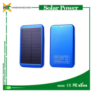 5000mAh Solar Power Phone Charger pictures & photos