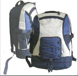 Nylon Fashion Waterproof Camping Outdoor Backpack (06L09B) pictures & photos