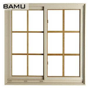 Classic Style Aluminum Sliding Window