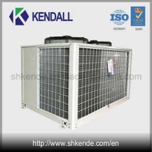 Semi-Hermetic Low Temperature Air Cooled Condensing Unit