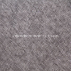 Strong Cross Pattern for Bag Artificial Leather (QDL-53169) pictures & photos